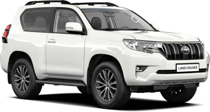 Toyota Land Cruiser (150 SERIES) - Executive - Terenac (3 vrata)