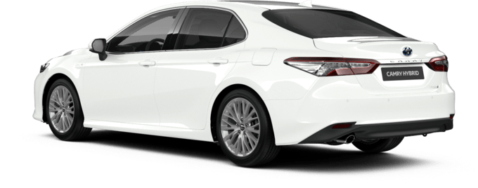 Toyota Camry - Business Plus - Sedan