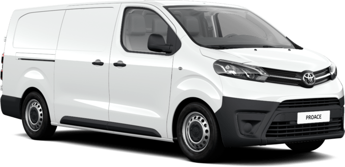 Toyota PROACE - Long Worker Cool Comfort - Long Worker met 2e schuifdeur