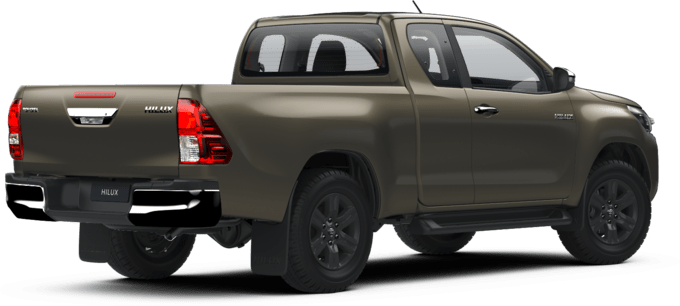 Toyota Hilux - Professional - Xtra Cabine VAN