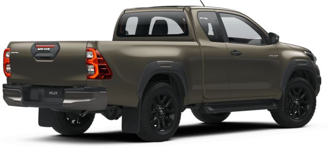 Toyota Hilux - Invincible - Xtra Cabine VAN