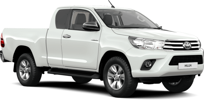 Toyota Hilux - Xtra Cabine Van Professional - Xtra Cabine