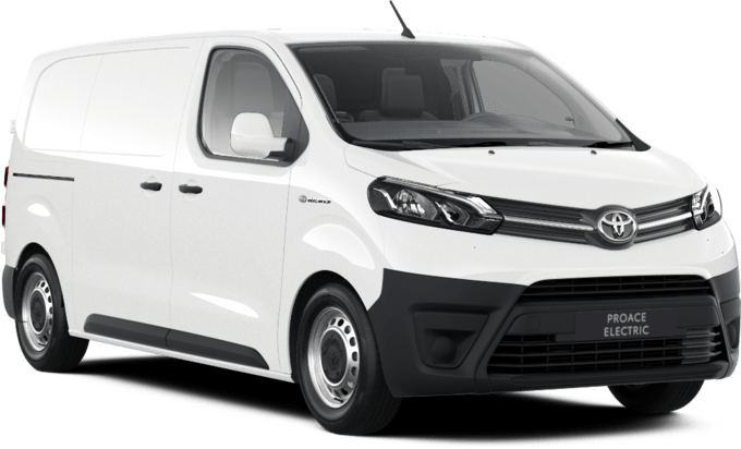 Toyota PROACE Electric - Cool Comfort - Worker