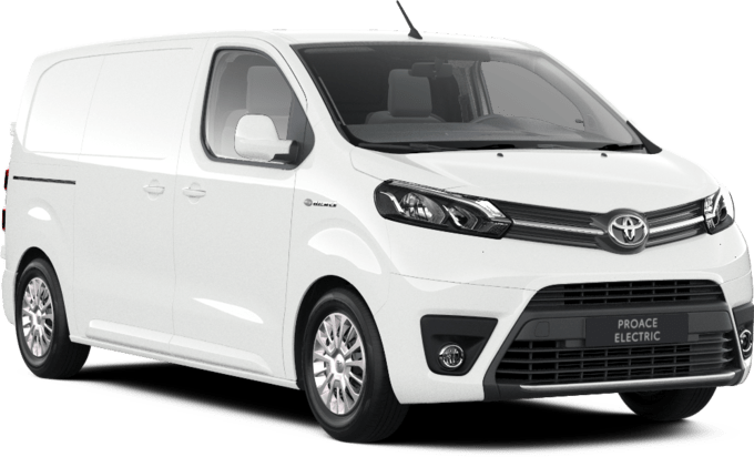 Toyota PROACE Electric - Professional - Worker