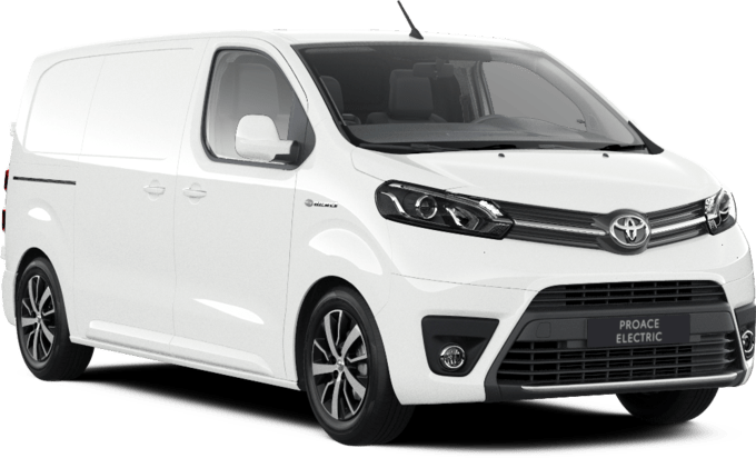 Toyota PROACE Electric - Innovator - Worker