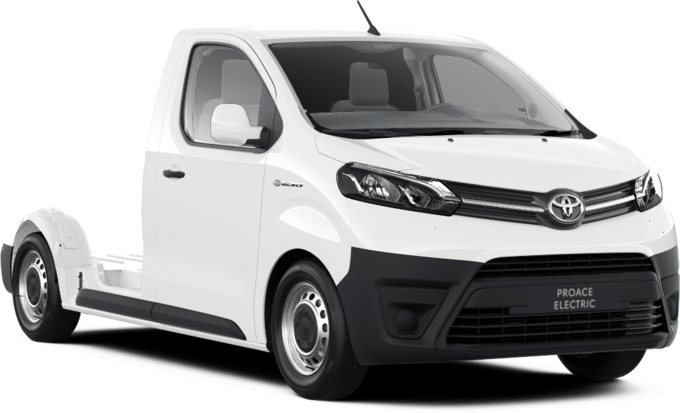 Toyota PROACE Electric - Navigator - Truck