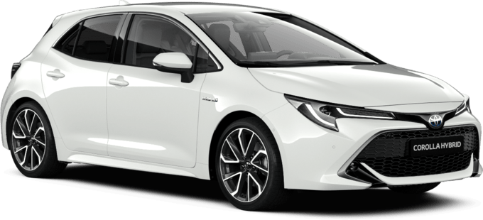 Toyota Corolla Hatchback - Executive - Hatchback