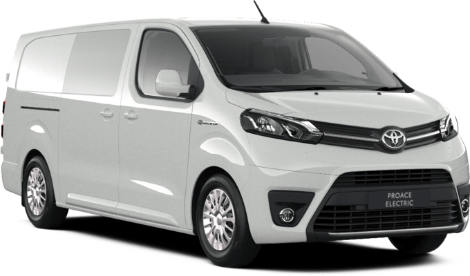 Toyota PROACE Electric - Professional - Long Worker