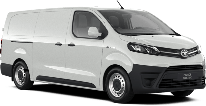 Toyota PROACE Electric - Navigator - Long Worker