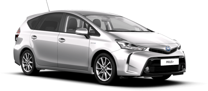 Toyota Prius+ - Executive - 7-persoons