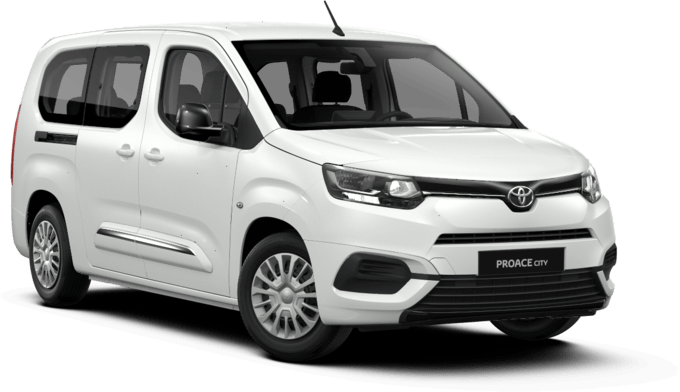 Toyota PROACE CITY VERSO - Professional 7-persoons - L2