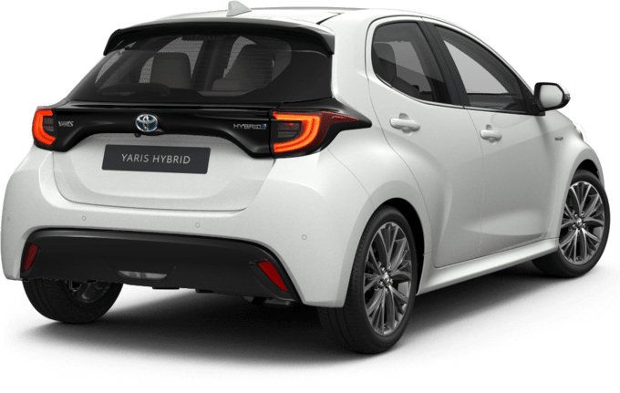 Toyota Yaris - Executive Grey - 5d