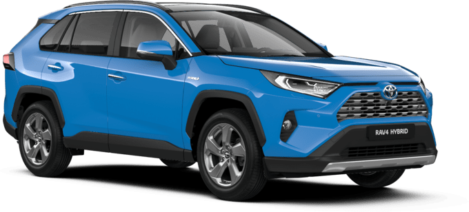 Toyota RAV4 - Executive Panorama - SUV 5d