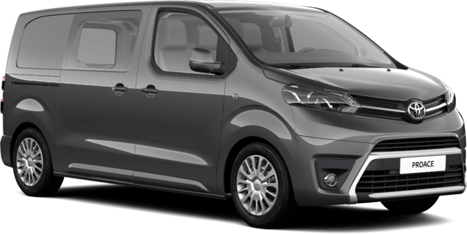 Toyota Proace - Medium Comfort Blackpack Varebil - Medium (L1) 5 dørs