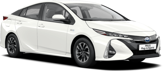 Toyota Prius Plug-in - Executive Skinnseter - 5-dørs