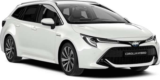 Toyota Corolla Touring Sports - Active Tech - Stasjonsvogn 5d