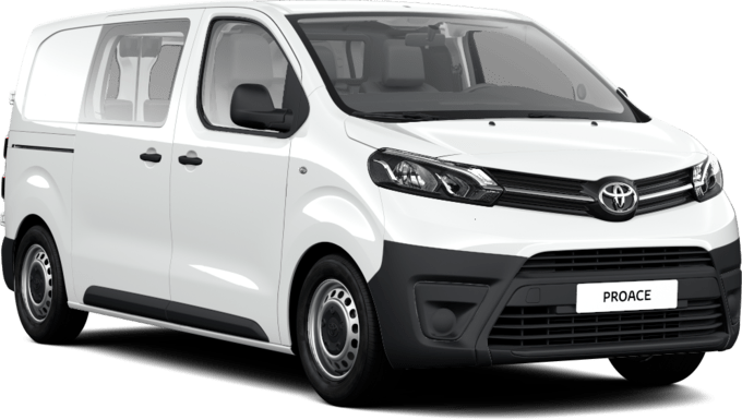 Toyota Proace - Medium Basic Sidehengslet Varebil - Medium (L1) 5 dørs