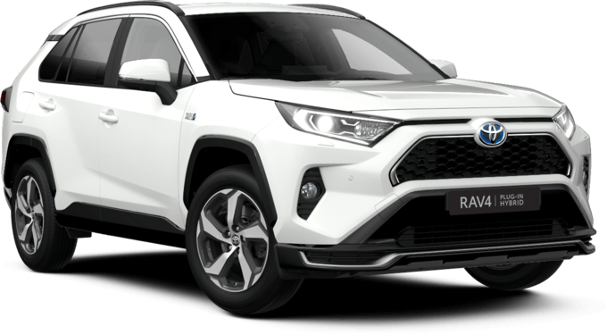 Toyota RAV4 Plug-in Hybrid - Active Tech - SUV 5d