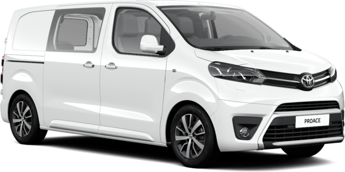Toyota Proace - Medium Comfort Plus Sidehengslet Varebil - Medium (L1) 5 dørs