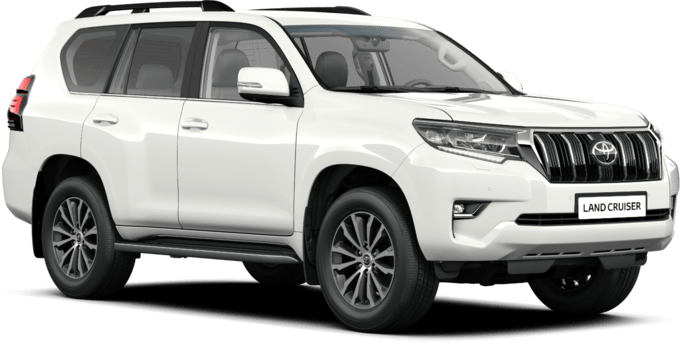 Toyota LAND CRUISER - Invincible - 5-drzwiowy SUV