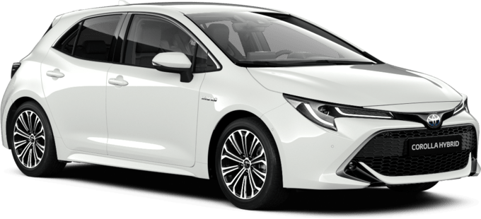 Toyota Corolla Hatchback - Executive - 5-drzwiowy hatchback