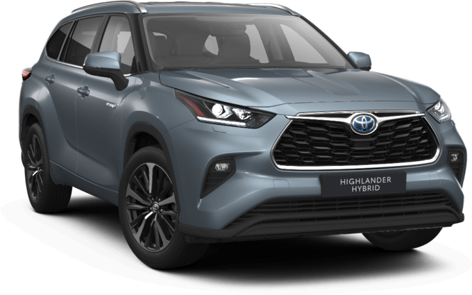 Toyota Highlander - Executive (Premium color) - 5-drzwiowy SUV