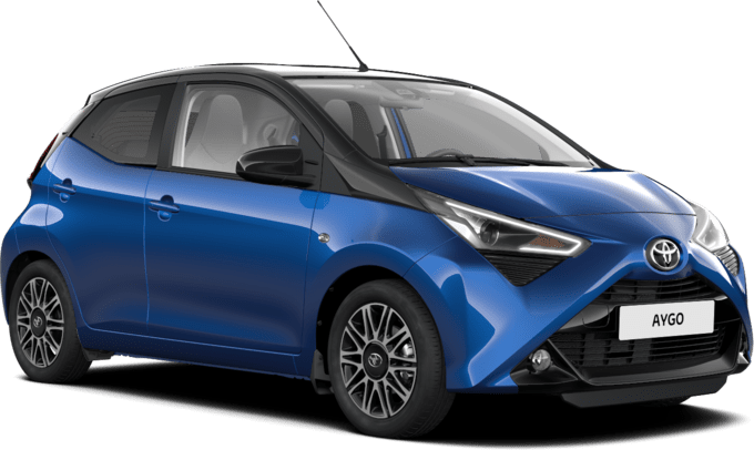 Toyota AYGO - Selection x-cite - 5-drzwiowy hatchback