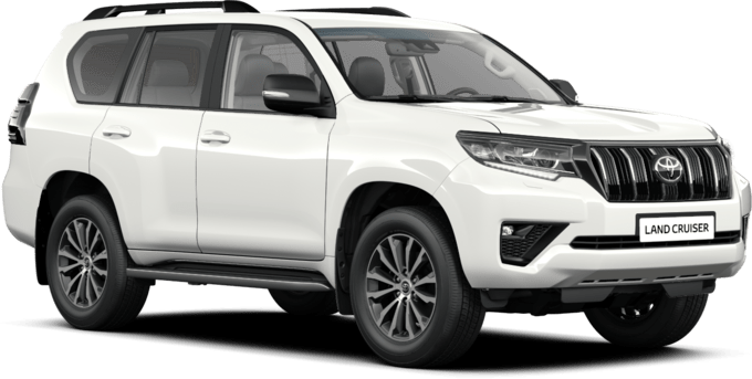 Toyota LAND CRUISER - Executive - 5-drzwiowy SUV