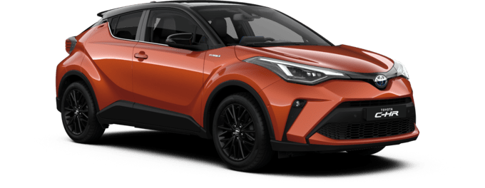 Toyota Toyota C-HR - Selection Orange (Black Leather) - 5-drzwiowy SUV