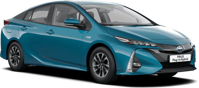 Toyota Prius Plug-in - Luxury - Liftback 5P 5 Lugares