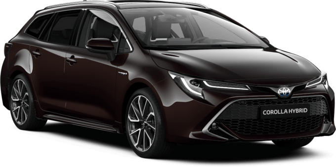 Toyota Corolla Touring Sports - Luxury Black - 5 Portas