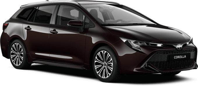 Toyota Corolla Touring Sports - Comfort + Pack Sport - 5 Portas