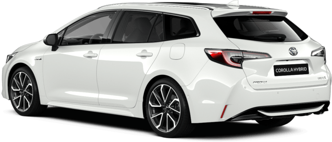 Toyota Corolla Touring Sports - Luxury Black - Carrinha 5 Portas