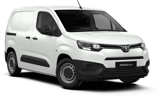Toyota Proace City - Base Compact - SWB Panel Van 4 Doors