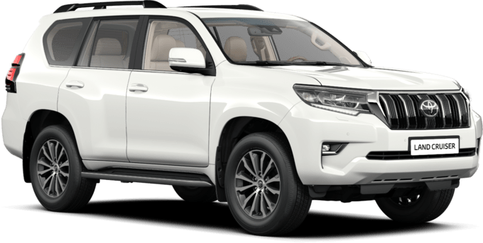 Toyota Land Cruiser 150 - Luxury A/T AVS - SUV