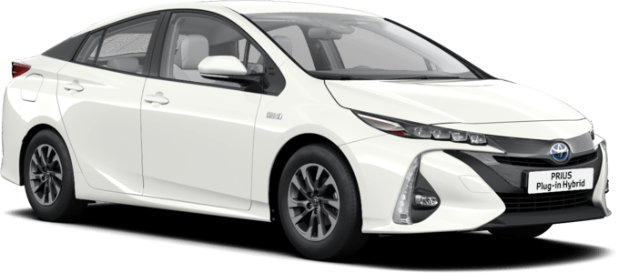 Toyota Prius Plug-in - Exclusive Plus - Hatchback 5 usi