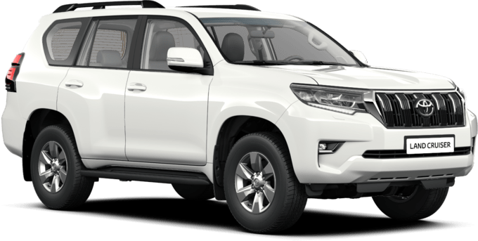 Toyota Land Cruiser 150 - Active A/T - SUV