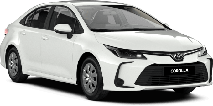 Toyota Corolla - Eco MT - Sedan 4D