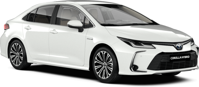 Toyota Corolla - Exclusive - Sedan 4D