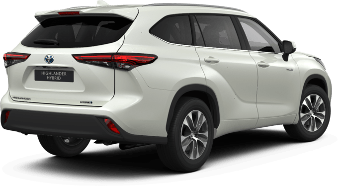 Toyota Highlander - Executive Pearly - SUV