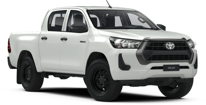 Toyota Hilux - Comfort - Pick-up DC