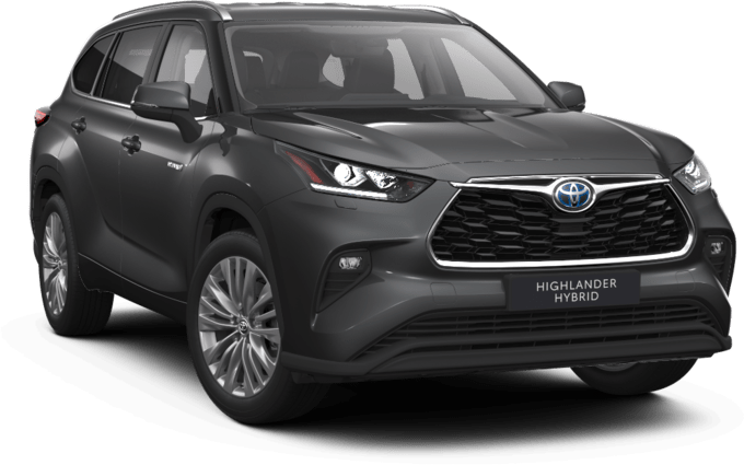Toyota Highlander - Exclusive Metallic - SUV