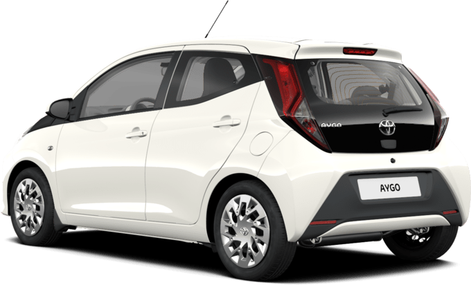 Toyota Aygo - x-connect - Hatchback 5 usi