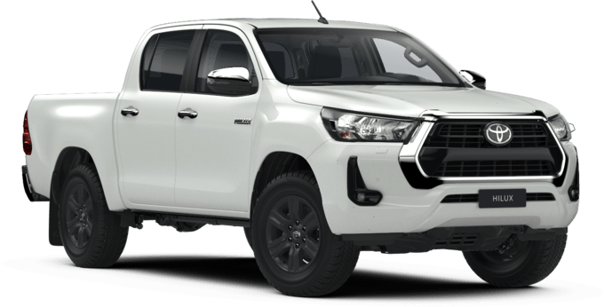 Toyota Hilux - Style - Pick-up DC
