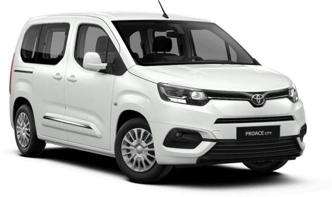 Toyota Proace City Verso - Comfort L1 (4+1) - Microbuz 5 usi L1H1