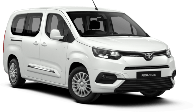 Toyota Proace City Verso - Comfort L2 (4+1) - Microbuz 5 usi L2H1