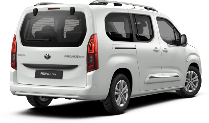 Toyota Proace City Verso - Family L2 (6+1) - Microbuz 5 usi L2H1