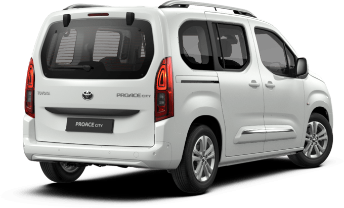 Toyota Proace City Verso - Family L1 (4+1) - Microbuz 5 usi L1H1