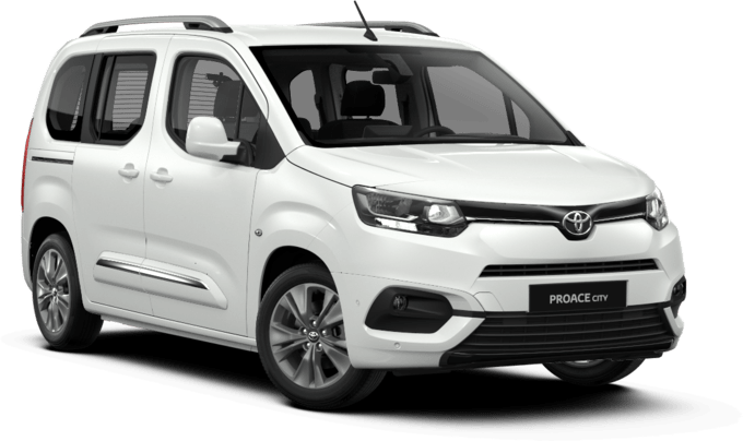 Toyota Proace City Verso - Family+ L1 (4+1) - Microbuz 5 usi L1H1