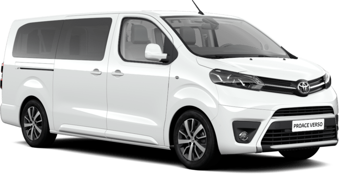 Toyota Proace Verso - VIP+ A/T (6+1) - Microbuz 5 usi L2H1